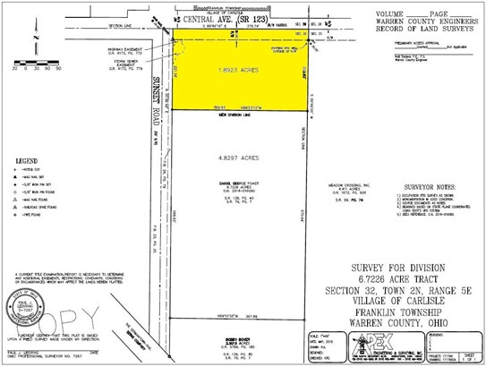 Commercial Lot - Carlisle, OH (photo 2)