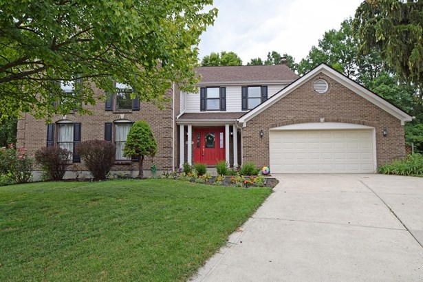 Transitional, Single Family Residence - West Chester, OH