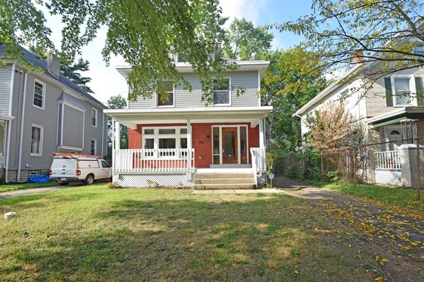 Single Family Residence, Historical - Cincinnati, OH (photo 1)
