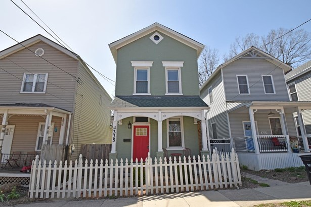 Single Family Residence, Italianate - Cincinnati, OH (photo 1)