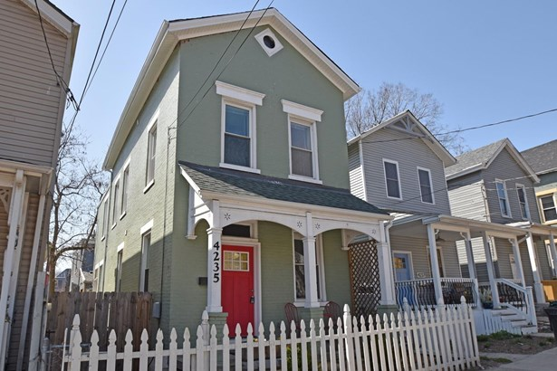 Single Family Residence, Italianate - Cincinnati, OH (photo 2)