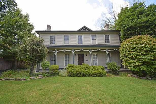 Single Family Residence, Historic - Cincinnati, OH (photo 1)