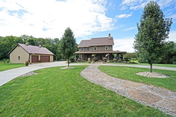 Single Family Residence, Cabin/Rustic - Salem Twp, OH