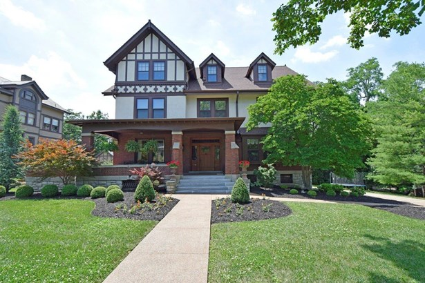 Tudor, Single Family Residence - Cincinnati, OH (photo 1)