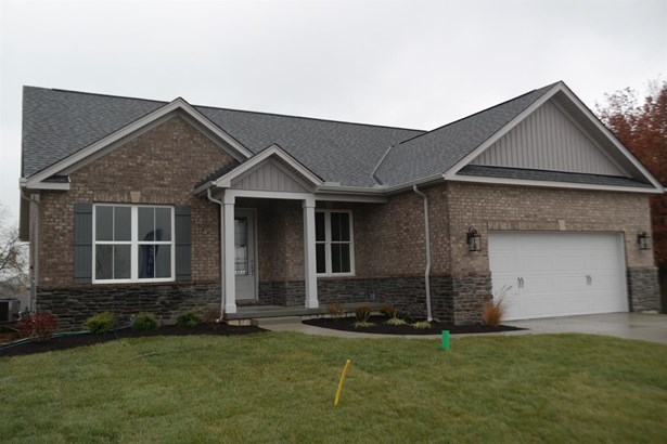 Contemporary/Modern,Traditional, Single Family Residence - Lawrenceburg, IN