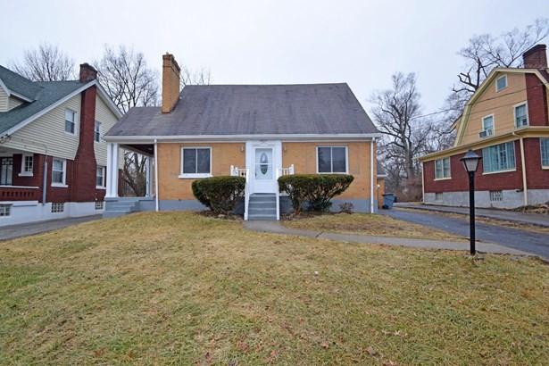 Cape Cod, Single Family Residence - Silverton, OH (photo 1)