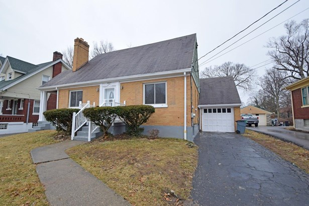 Cape Cod, Single Family Residence - Silverton, OH (photo 2)
