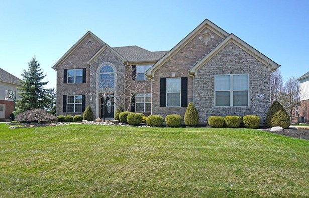 Single Family Residence, Traditional - Liberty Twp, OH (photo 1)