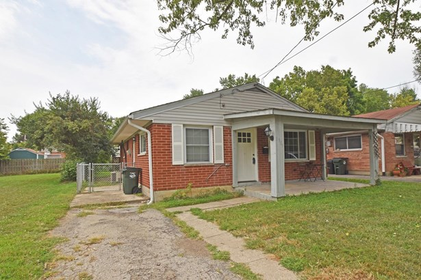 Single Family Residence, Ranch - Fairfax, OH (photo 1)