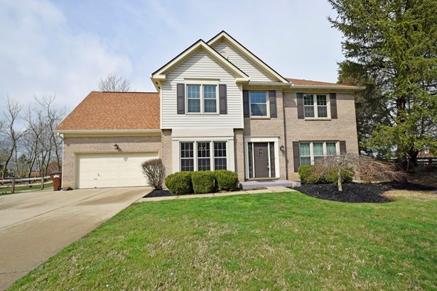 Transitional, Single Family Residence - Milford, OH (photo 1)