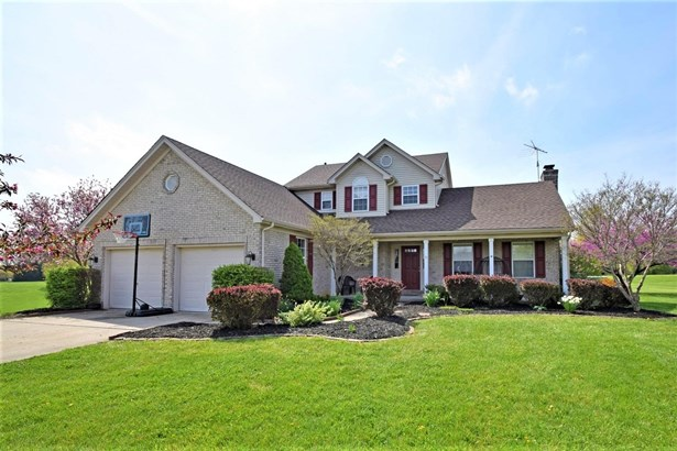 Single Family Residence, Traditional - Guilford, IN