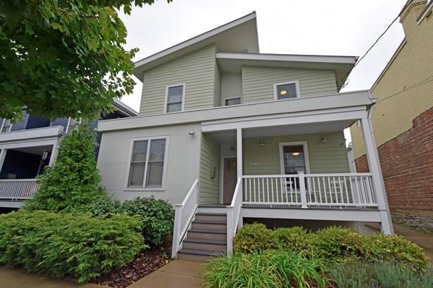 Single Family Residence, Contemporary/Modern - Cincinnati, OH (photo 1)