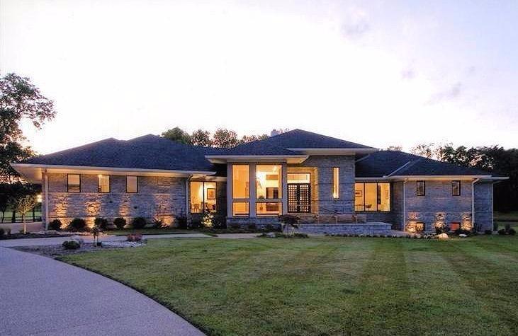 Ranch,Contemporary, Single Family Residence - Mason, OH (photo 1)
