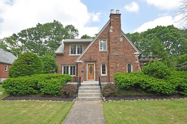 Tudor, Single Family Residence - North College Hill, OH (photo 1)