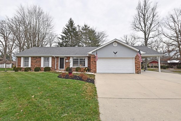 Single Family Residence, Ranch - North Vernon, IN