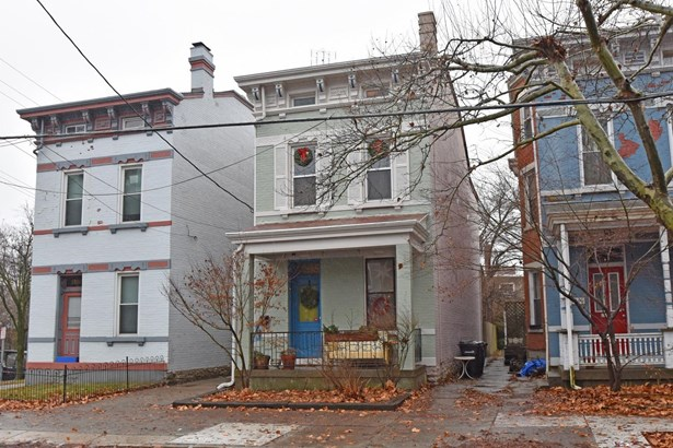 Single Family Residence, Historical,Italianate - Cincinnati, OH (photo 1)