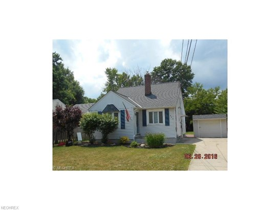 Bungalow,Cape Cod, Single Family - Berea, OH (photo 1)
