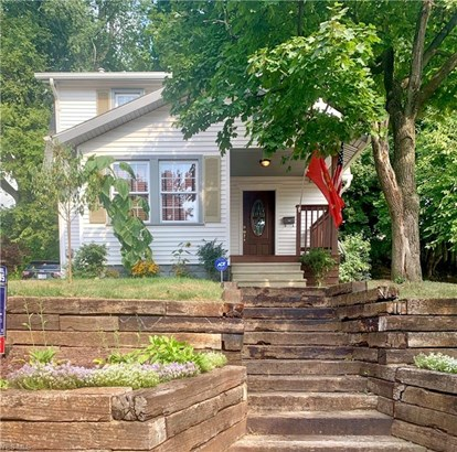 Colonial, Single Family - Akron, OH
