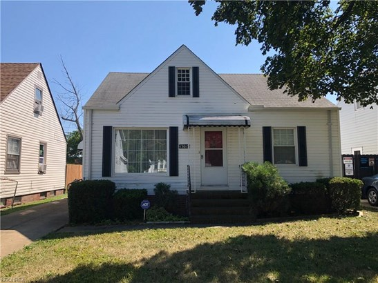 Cape Cod, Single Family - Cleveland, OH