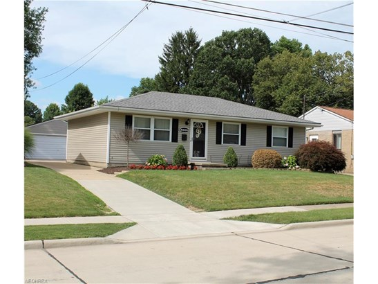 Ranch, Single Family - Mogadore, OH (photo 1)