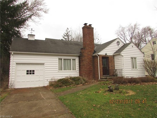 Ranch, Single Family - Bedford, OH (photo 1)