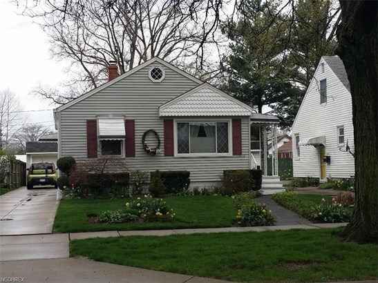 Ranch, Single Family - Cleveland, OH (photo 1)