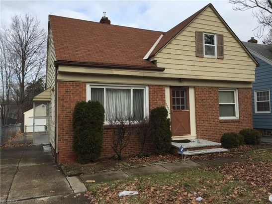 Bungalow,Cape Cod, Single Family - Maple Heights, OH (photo 1)