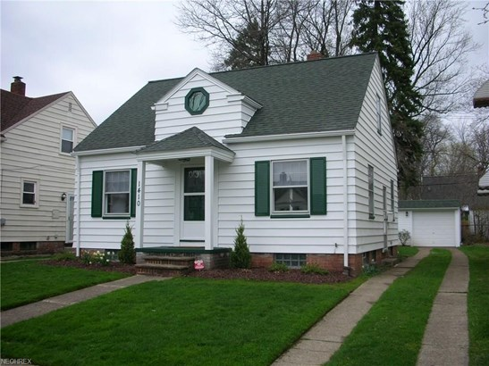 Cape Cod, Single Family - Cleveland, OH (photo 1)