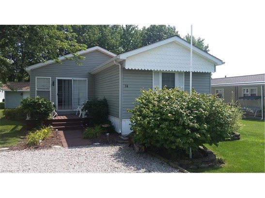 Mobile/Manufactured, Single Family - Lakeside-Marblehead, OH (photo 1)