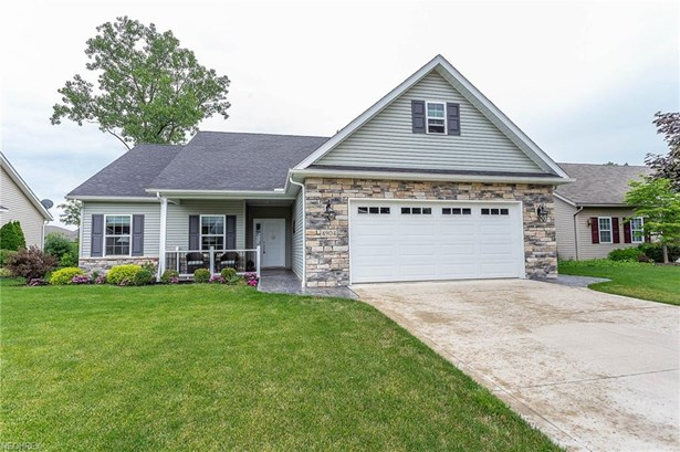 Ranch, Single Family - Seville, OH