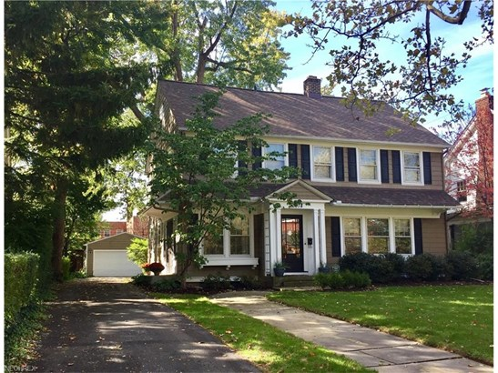 Colonial, Single Family - Shaker Heights, OH (photo 1)
