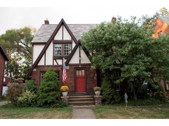 Tudor, Single Family - Cleveland, OH (photo 1)
