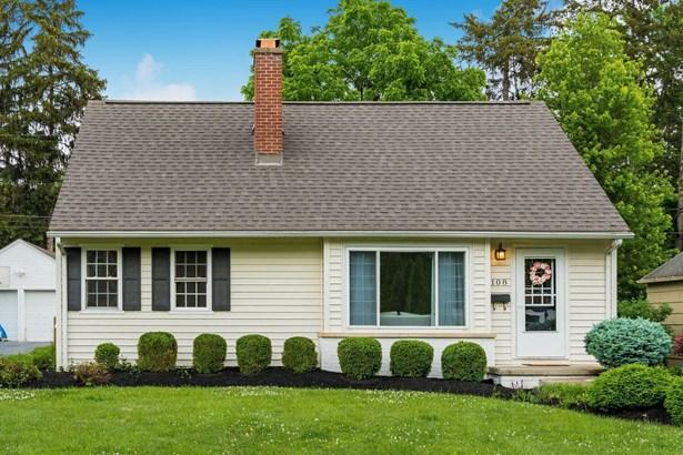Single Family Freestanding, Cape Cod/1.5 Story - Worthington, OH