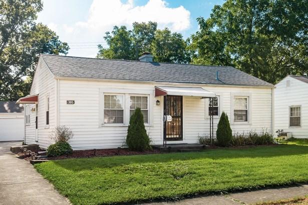 1 Story, Single Family Freestanding - Columbus, OH
