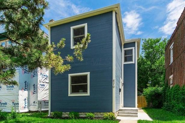 Single Family Freestanding, 2 Story - Columbus, OH (photo 2)