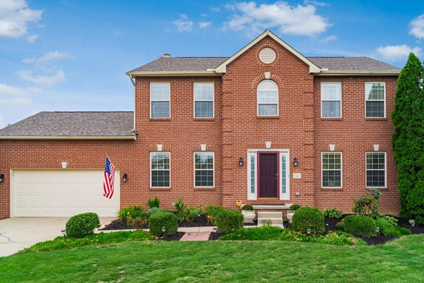 Single Family Freestanding, 2 Story - Galloway, OH