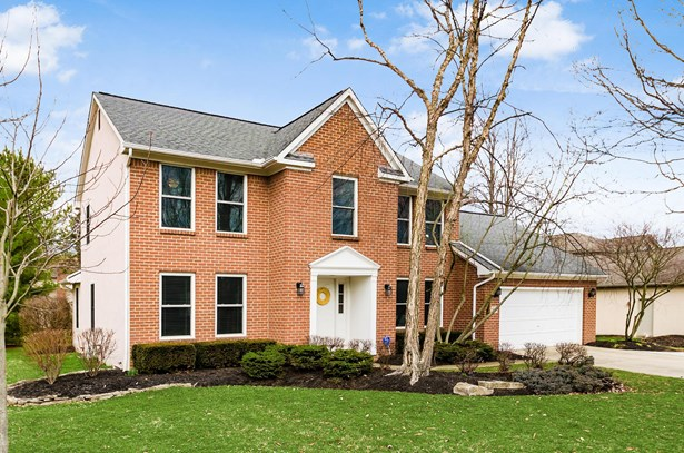 Single Family Freestanding, 2 Story - Lewis Center, OH