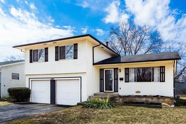 Split - 4 Level, Single Family Freestanding - Columbus, OH