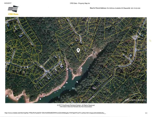 Residential Lot - Westminster, SC (photo 2)
