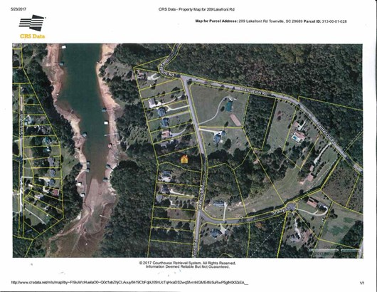Residential Lot - Townville, SC (photo 1)