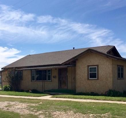 505 Crosby Street, Slaton, TX - USA (photo 1)