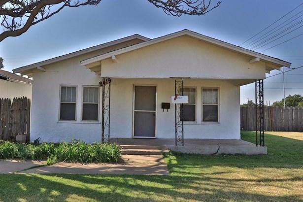 2419 38th Street, Lubbock, TX - USA (photo 1)