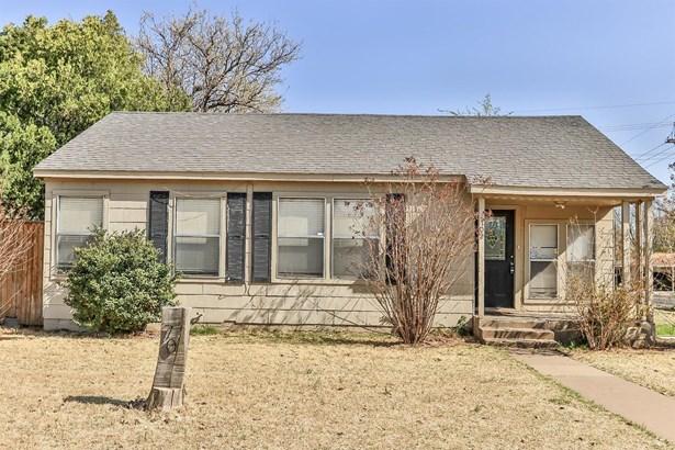 2702 31st Street, Lubbock, TX - USA (photo 1)