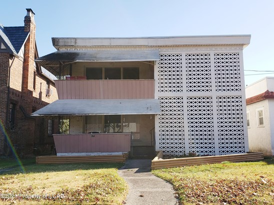 MultiFamily, Duplex (Up & Down) - Forty Fort, PA