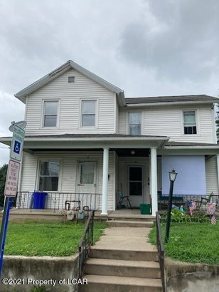 MultiFamily, Double (Side x Side) - Pittston, PA