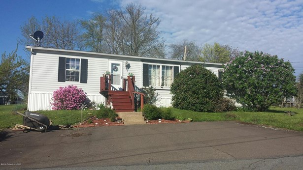 Residential, Double-Wide No Lot - Shavertown, PA