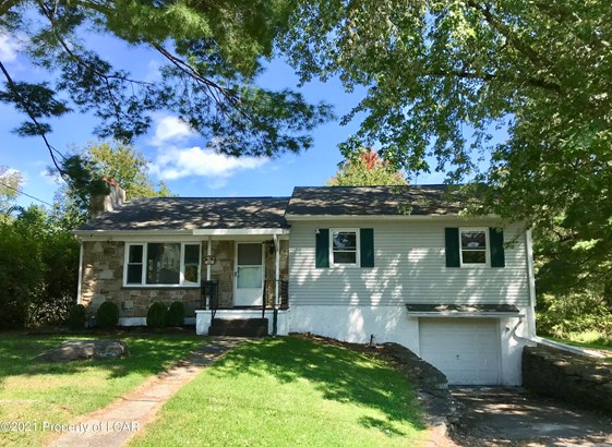 1 Story/Ranch, Residential - Dallas, PA
