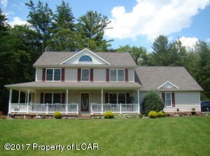 21 Pine Run Lane, Shickshinny, PA - USA (photo 1)