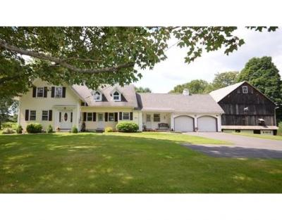 351 Amherst Road, Sunderland, MA - USA (photo 1)