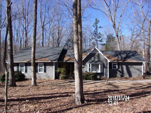 Ranch, Stick/Site Built - Trinity, NC (photo 1)